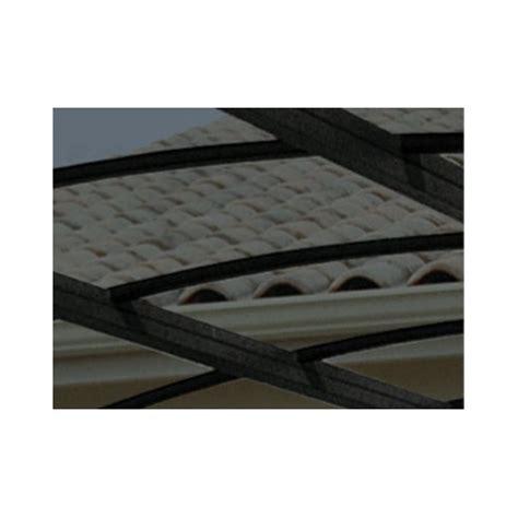 Abri En Bois 2677 by Abri Voiture Aluminium Toit Polycarbonate Fum 233 Multi