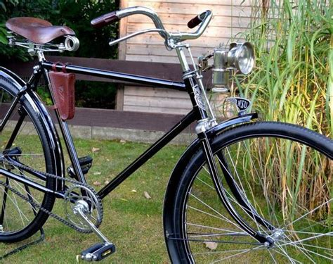Sachs Einrad Motorrad by Altes Antikes Oldtimer Fahrrad Nsu Flux Herrenrad Ca 1937
