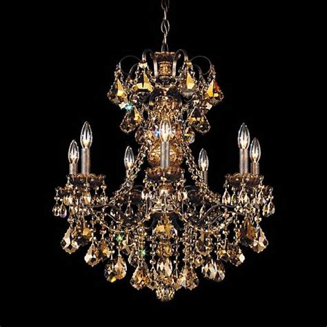 schonbek new orleans 24 quot wide swarovski chandelier