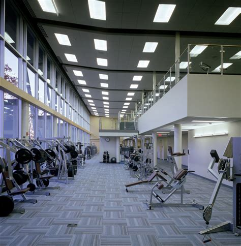 field house gym williams architects waukegan park district hinkston park field house