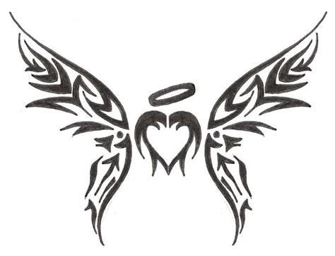 small tribal heart tattoos best 25 tribal tattoos ideas on tribal