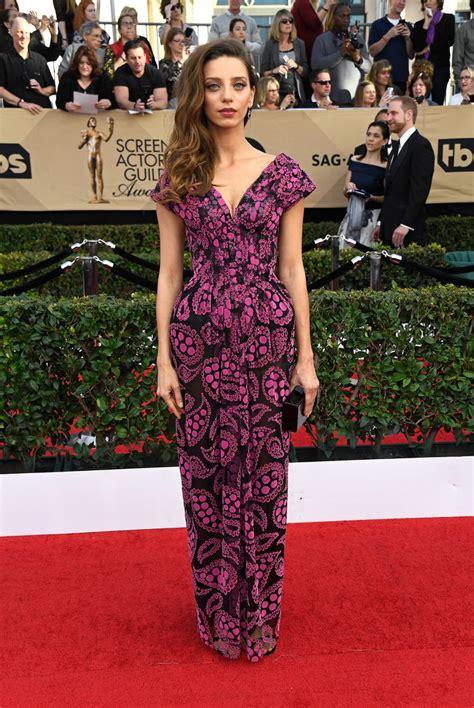 Angela Dres angela sarafyan embroidered dress fashion lookbook