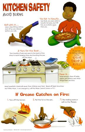 7 Must Kitchen Safety Tips by Safety Tips Manalidas789