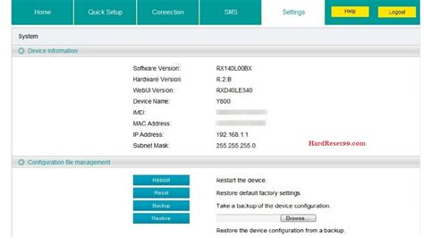 reset wifi to factory settings alcatel onetouch y800i ee router how to reset to factory