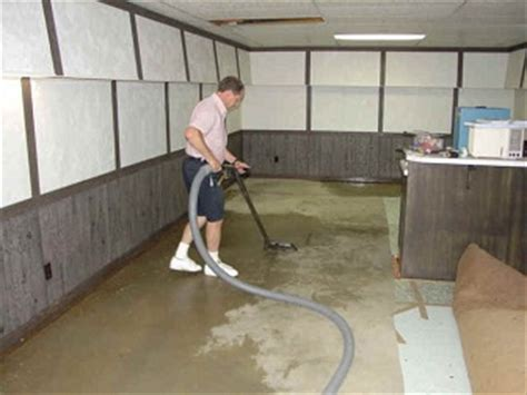basement water damage cleanup basement flood cleanup cary illinois 24 7 emergency service