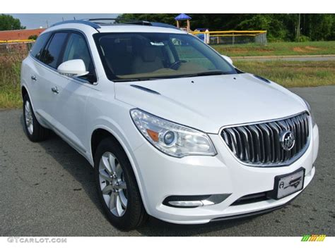 white buick enclave 2016 summit white buick enclave premium awd 106363311