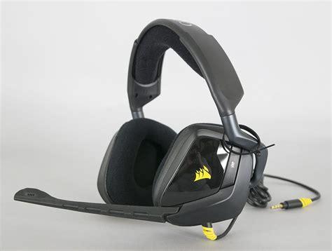 Murah Corsair Void Stereo Gaming Headset corsair void gaming headset range review play3r page 3