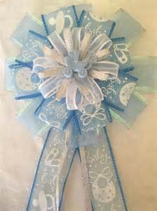 baby shower corsage baby baby boy baby shower favors
