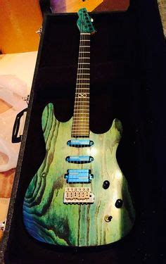 Vai Leather Folks V Yf5 by Steve Vai S Fender Strat Finish W Floyd