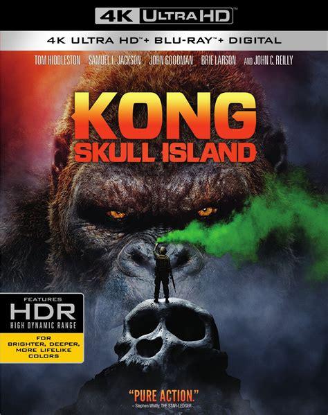 film uscita blu ray kong skull island dvd release date july 18 2017