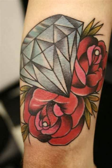 diamond tattoo crismon 28 diamond tattoo designs ideas design trends