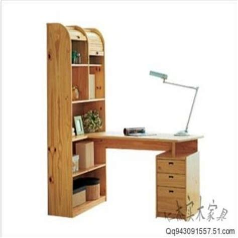 Shelf Study Of Food Products by Solid Wood Pine Wood Book Shelf Desk Table Studio Study Room Furniture Global Sources