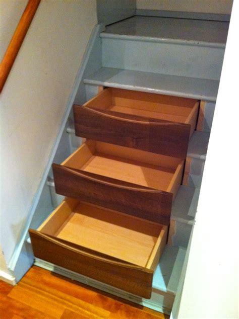 schublade treppe treppen im trend durch treppenschubladen viel stauraum