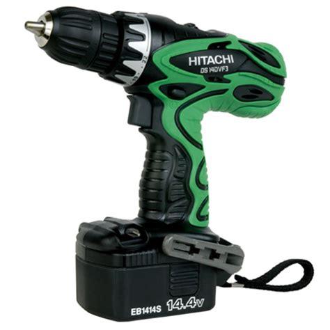 Home Depot Design Jobs Hitachi Cordless Driver Drill Ds14dvf3 Cordless Drill