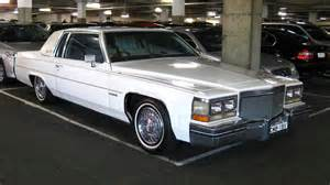 1983 Cadillac Sedan Aussie Parked Cars 1983 Cadillac Coupe Ht 4100