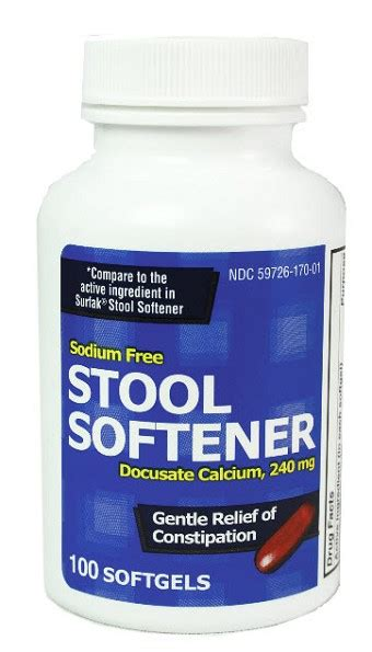 Will Stool Softener Help Impacted Stool by Products Laxatives Constipation Stool Softener Suppository Kits