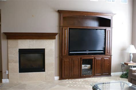 Built In Wall Units With Fireplace by Fireplace And Built In Wall Unit Platinum Cabinetry In