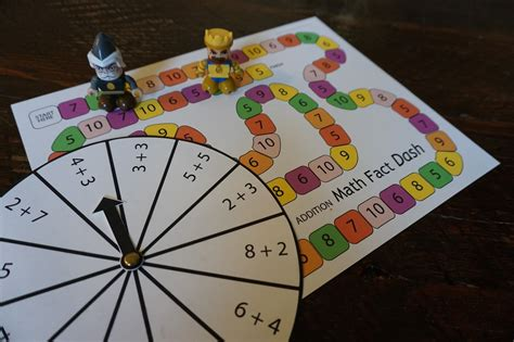 printable math board games for first grade relentlessly fun deceptively educational addition math