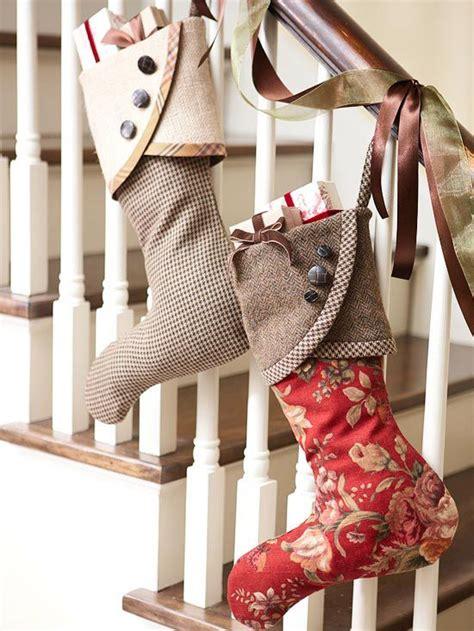 christmas stockings  ideas     decor
