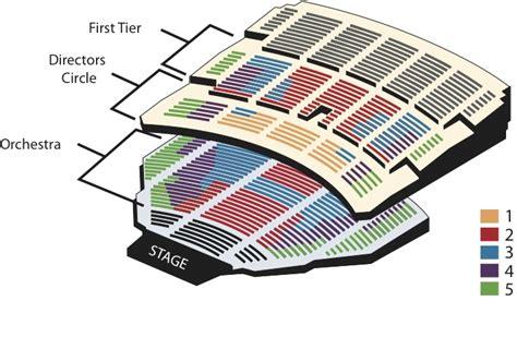 benedum center seating pittsburgh official ticket source benedum