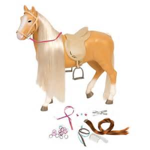 Grocery Barn 20 Quot Horse Lusitano Hair Play Our Generation Target