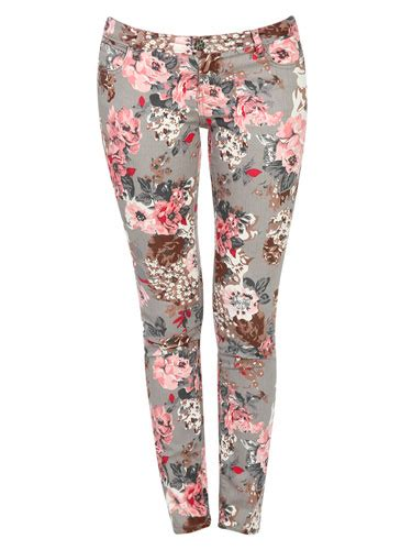 grey patterned skinny jeans say no to floral jeans again gail at large