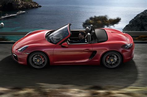 porsche boxster 2015 2015 porsche boxster gts from above photo 4