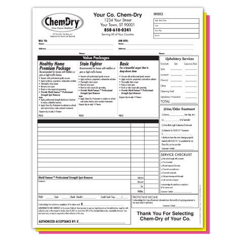 ncr forms templates carbonless invoice forms hardhost info
