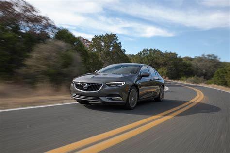 2020 Buick Regal Avenir by 2019 Buick Regal Sportback Gets New Avenir Trim Level Gm