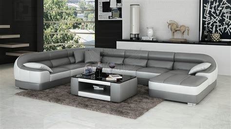 Modern Sofa Set Designs Images by Fashionable Shape Modern New Design Corner Sofa
