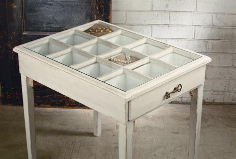 table top glass jewelry display cases glass window pane display table tripar international inc