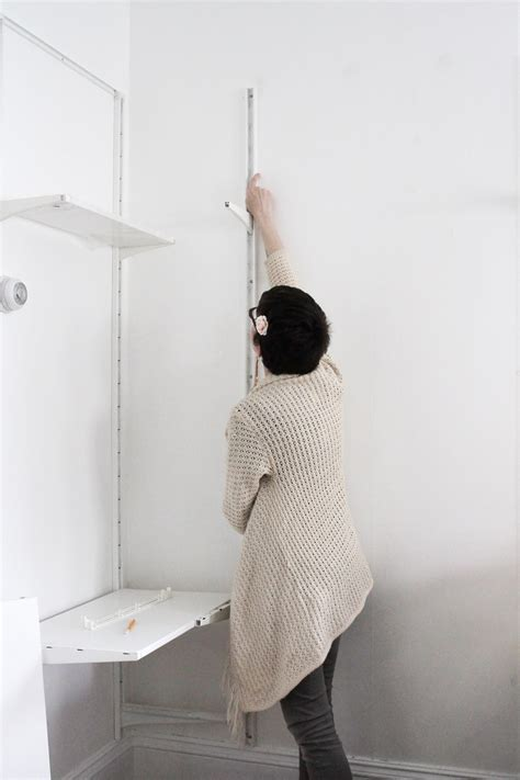 How To Hang A Heavy Shelf by How To Hang Heavy Shelves On Horsehair Plaster Walls Idle