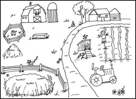 Scheune Malvorlage by Ausmalbilder Zum Ausdrucken Ausmalbilder Bauernhof