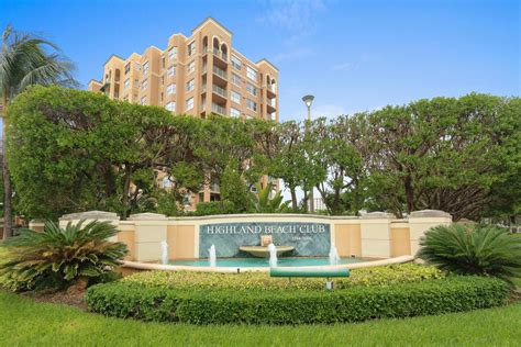 Just Listed The Highland Beach Club The Highland Luxury Condominium Homes