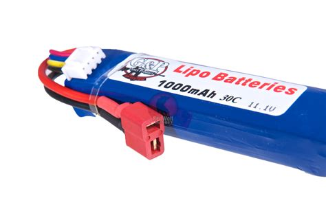 G P 11 1v 1200mah 30c Lipobattery For Ak Series g p 11 1v 1000mah 30c lithium polymer lipo battery buy airsoft batteries from