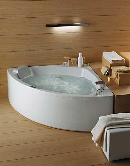 misure vasca da bagno angolare vasche da bagno rettangolari e angolari con idromassaggio