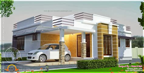 this proposed house is located at kottayam kerala