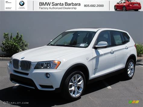 Bmw X3 2013 by 2013 Alpine White Bmw X3 Xdrive 35i 67845279 Gtcarlot