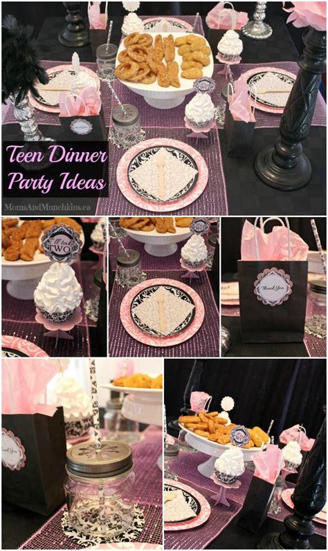 dinner party ideas birthday dinner party ideas www pixshark com images