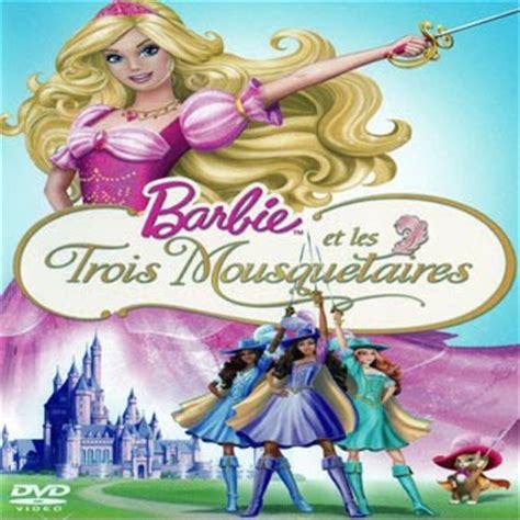 film barbie les trois mousquetaires cin 233 jaquette barbie et les trois mousquetaires