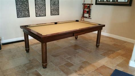 dining room pool table convertible pool tables dining room pool tables conversions
