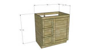 Bedroom Vanity Woodworking Plans Build Furniture Plans Ys