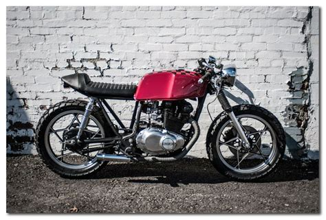 Suzuki Gs450 Cafe Racer Seat Sinclairs Gs450 Cafe Racer Dcc Customer Builds