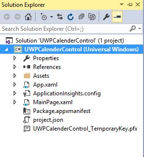 windows 10 xaml tutorial 2 how to use calendarview control in windows 10