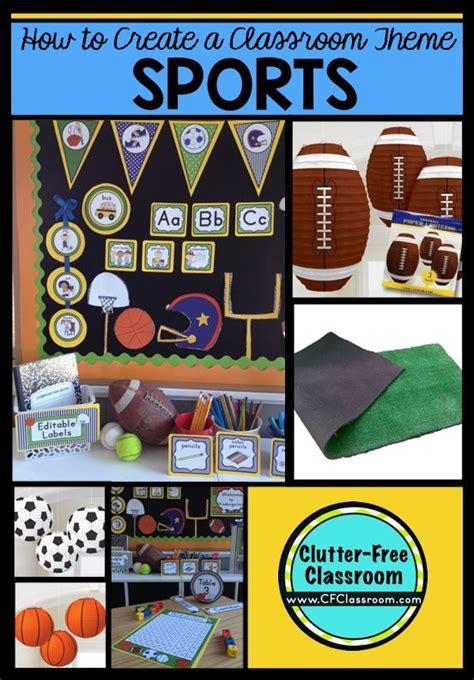 best 25 sports theme classroom ideas on sport