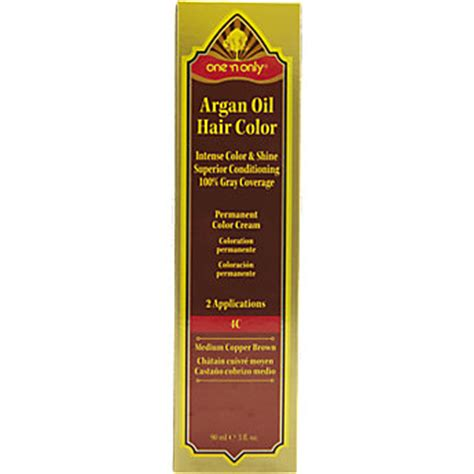 one n only argan oil hair color demi permanent glossing cream one n only argan oil hair color