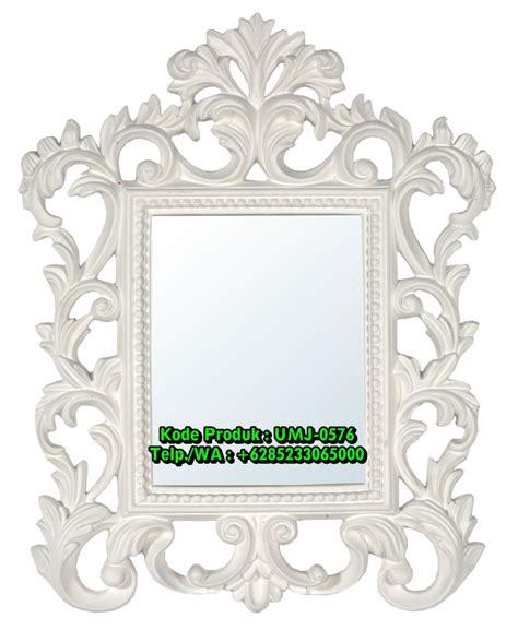 Pigura Cermin pesan pigura cermin duco putih furniture harga