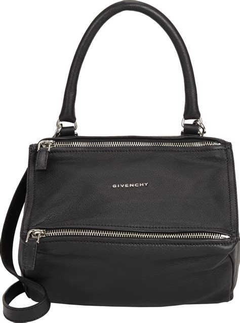 Givency Mesenggery givenchy small pandora messenger in black lyst