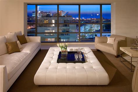 decorative ottomans living room extra large living room contemporary with area rug