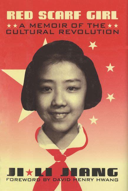 scarf a memoir of the cultural revolution books scarf ji li jiang hardcover